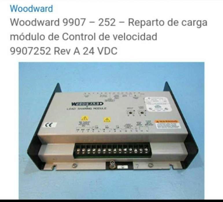 Modulo de Control de Velocidad