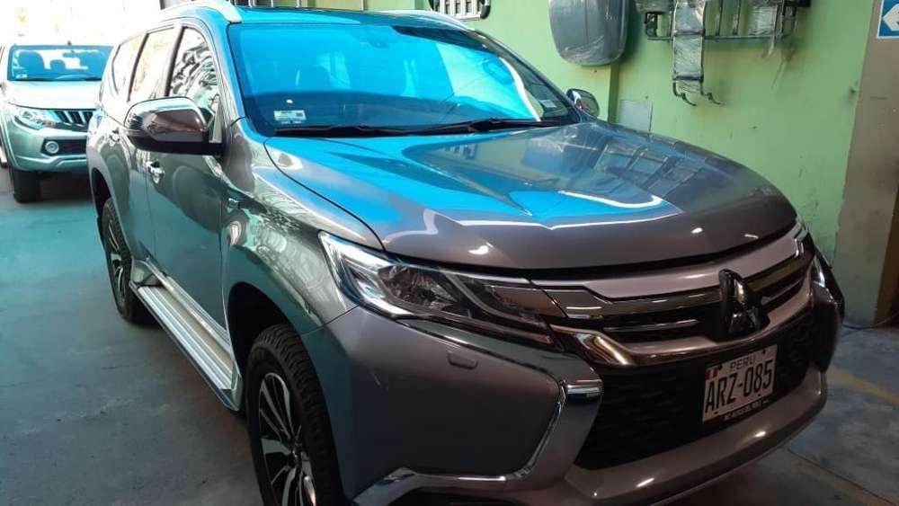 Mitsubishi Montero 2016 - 14000 km