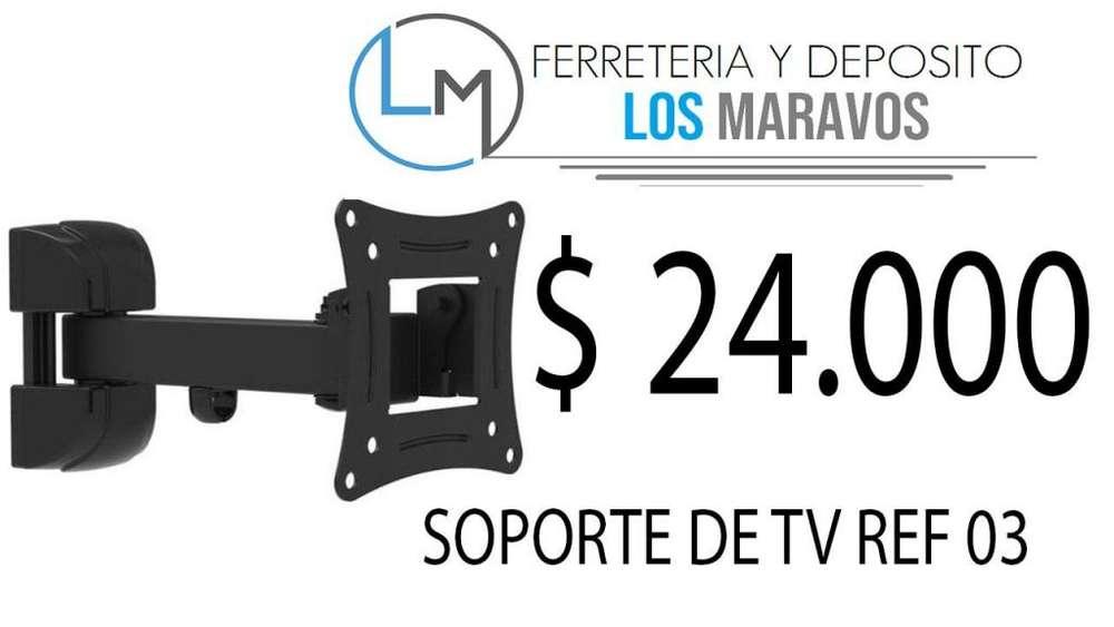 BASE DE TV DESDE 10 HASTA 27 SOPORTE DE TV