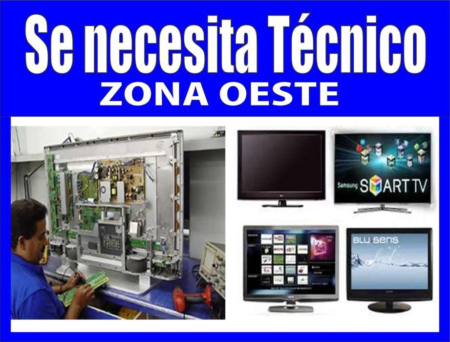 Técnico en electrónica, reparacion de tv