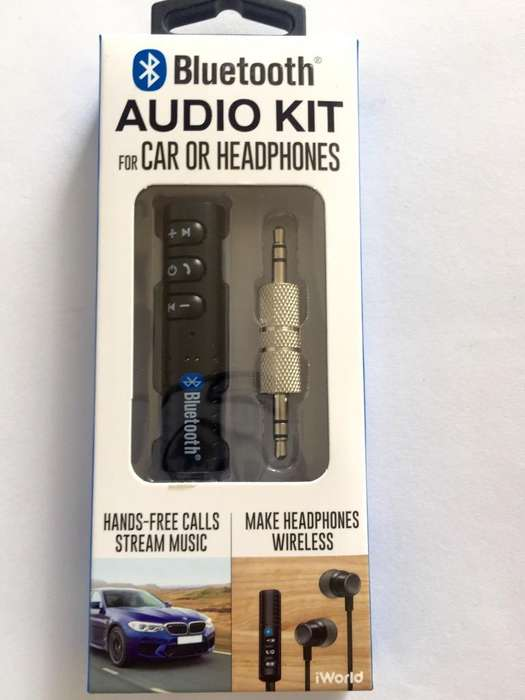 <strong>bluetooth</strong> Kit Audio para Carro O Audifon