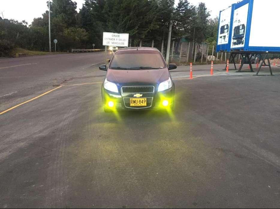 Chevrolet Aveo 2012 - 86000 km