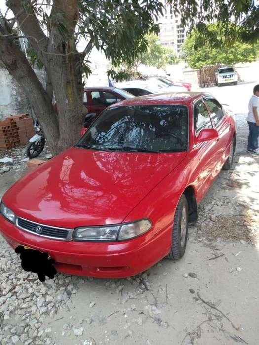 Mazda Matsuri 1995 - 175500 km