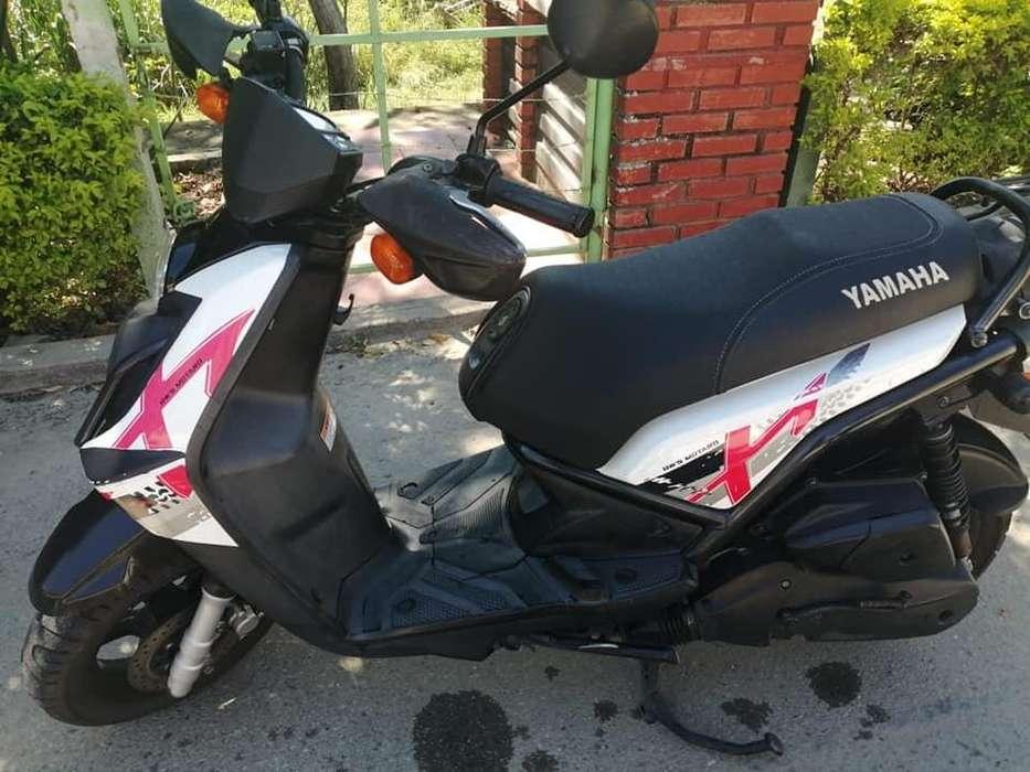 vendo moto bws 125 modelo 2013 papeles al dia