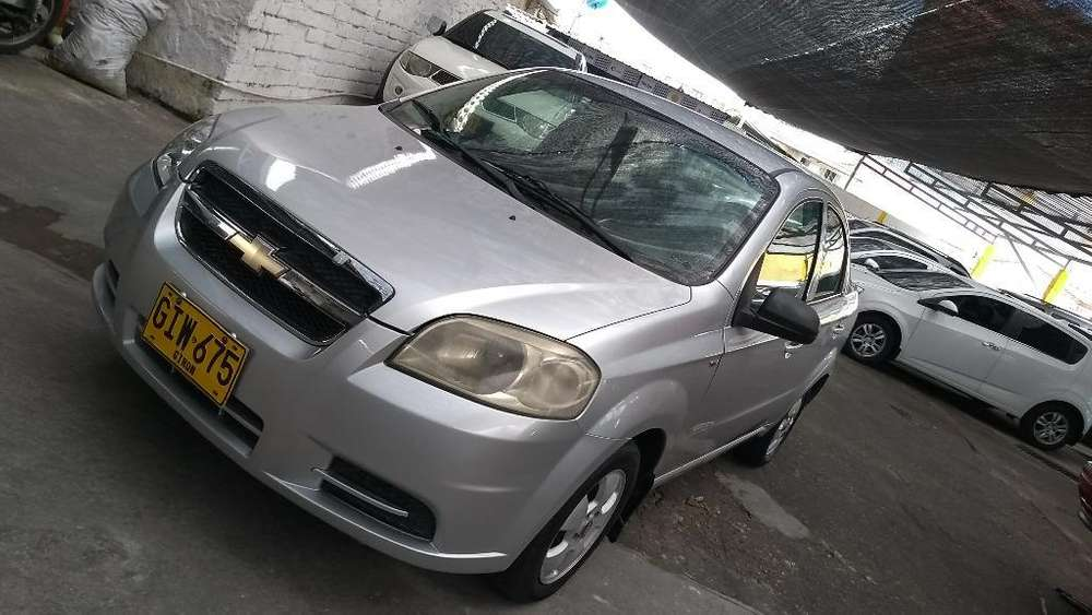 Chevrolet Aveo Emotion 2008 - 225000 km