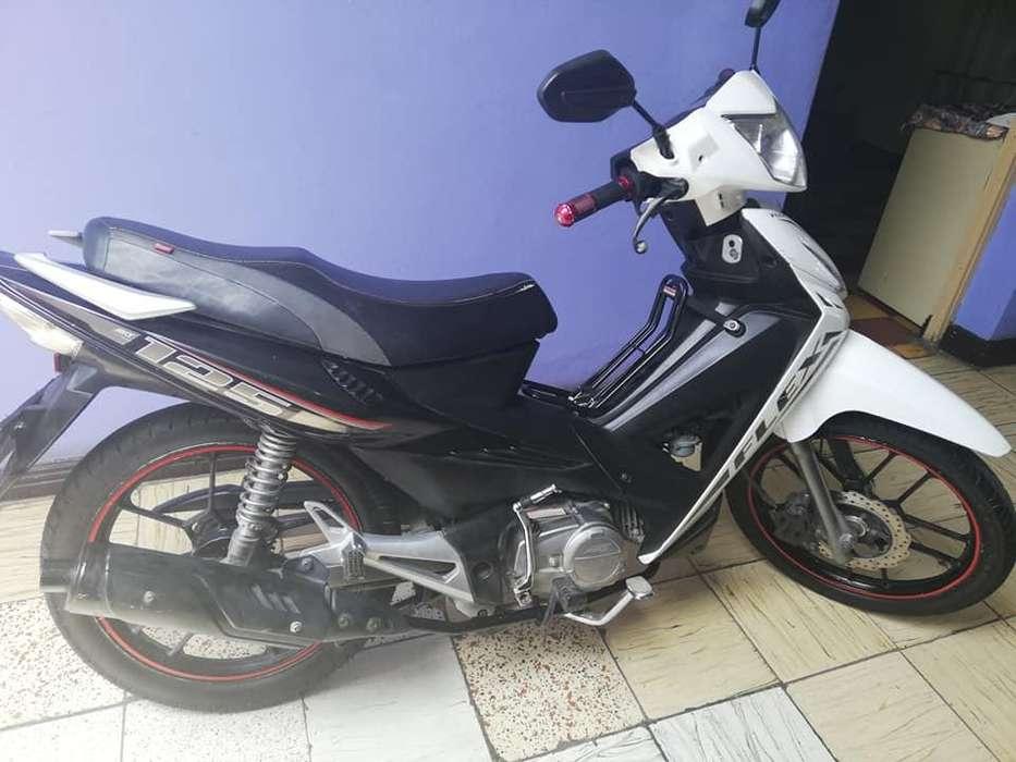 MOTO AKT FLEX 125 MODELO 2018
