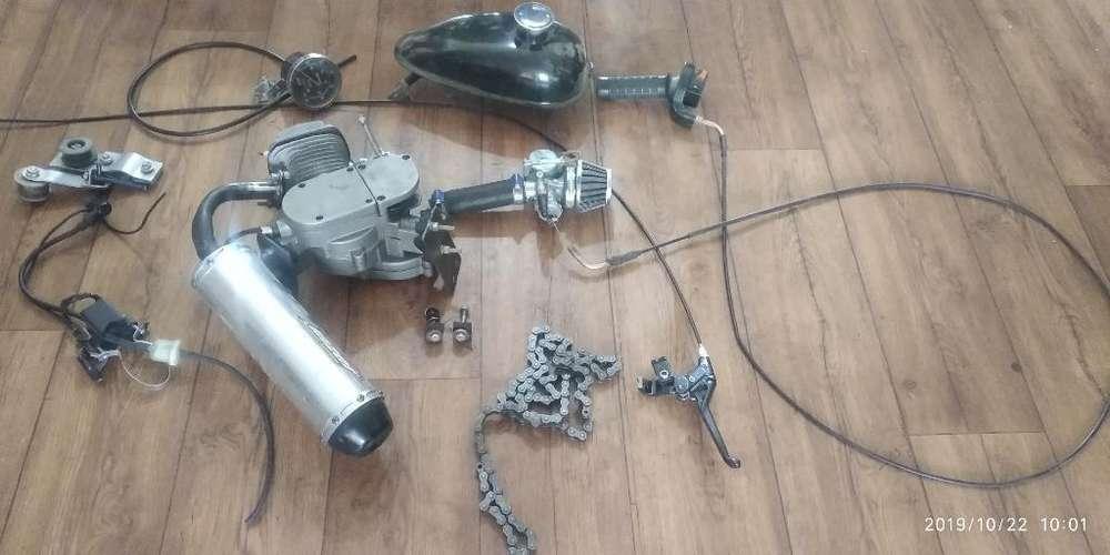 Kit de Motor para Bicimoto