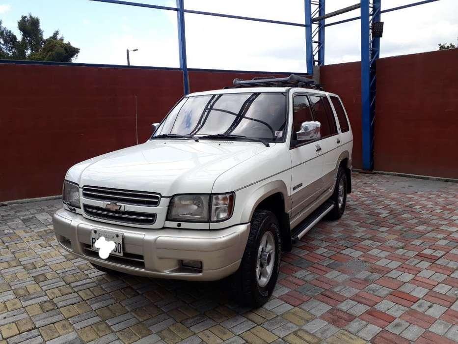 Chevrolet Trooper 2002 - 170000 km