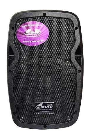 Bafle Parlante Potenciado Gbr Pl 1040 Power Pro Series Oferta !!!
