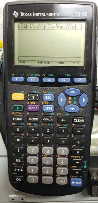 <strong>calculadora</strong> Graficadora Texas Instrument