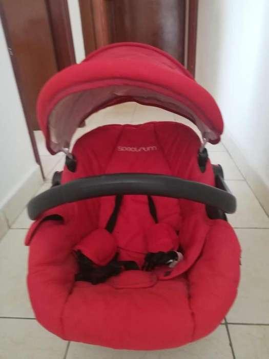 Silla para Carro de Bebé