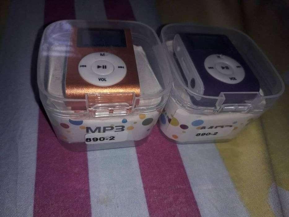 reproductores de musica mp3