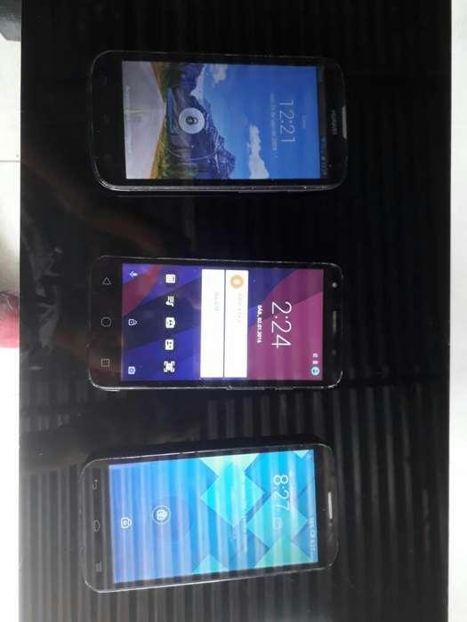 Vendo Celulares Alcatel Huawei