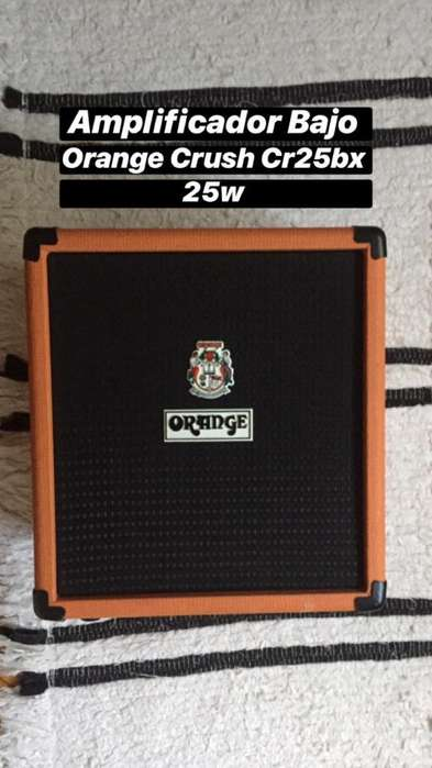 Amplificador Orange Crash CR25BX 25w