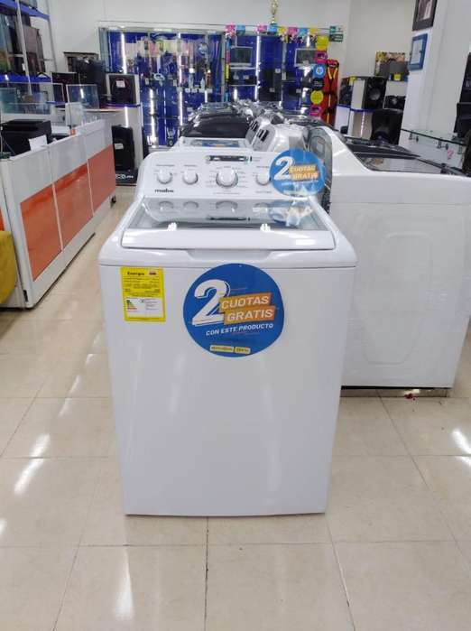 Lavadora Mabe 42 Libras a Crédito