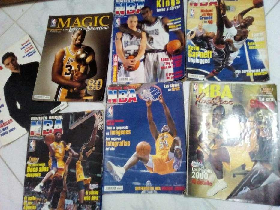 Coleccion Revistas Nba Año 2000
