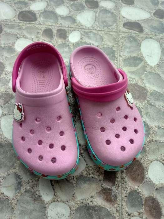Crocs Originals Niña Talka 28/29