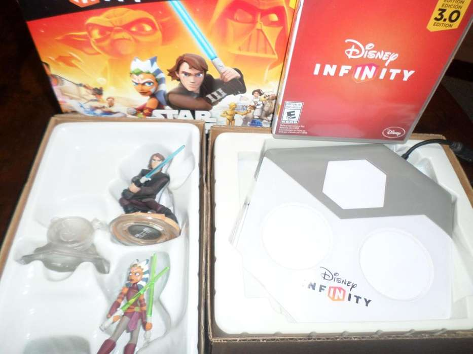 VENDO DISNEY INFINITY 3.0 STAR WARS