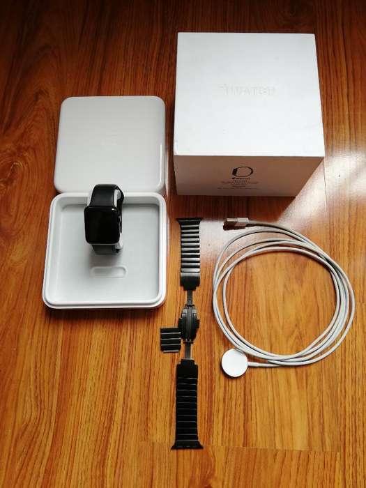 Apple Watch 38mm Safiro Acero Serie 1
