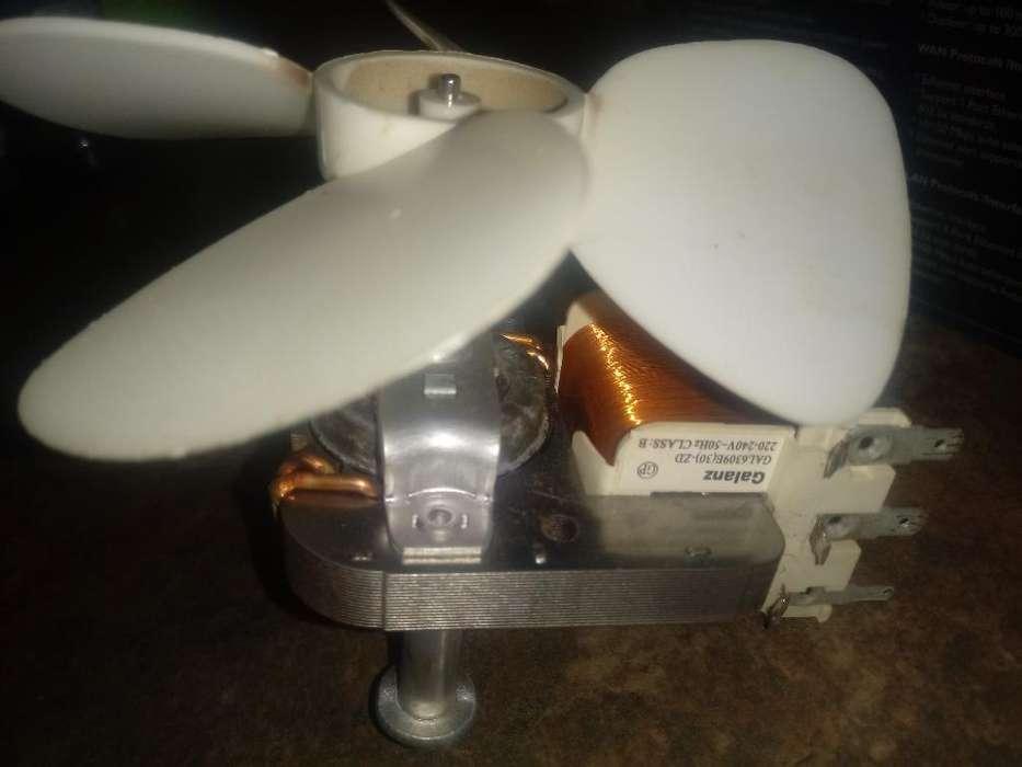 Ventilador Microondas