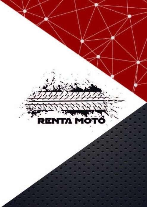 RENTA MOTO! Alquiler y Venta de Motos <strong>nueva</strong>S! Ideales para Delivery!