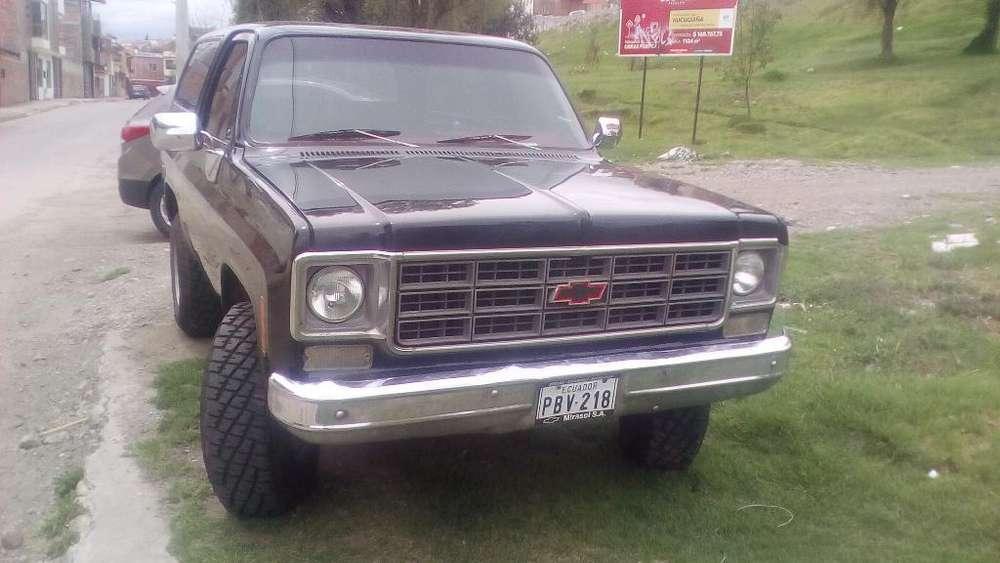 Chevrolet Blazer 1977 - 30000 km
