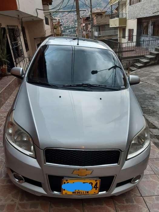 Chevrolet Aveo Emotion 2011 - 82000 km