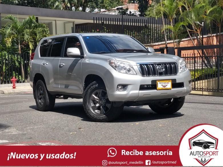 Toyota Prado TX Diesel - Financiamos usados