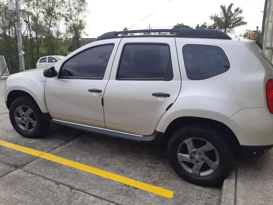 Renault Duster 2016 - 36100 km