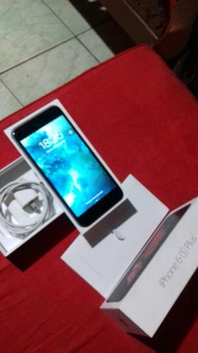 Vendo iPhone 6s Plus de 32g de Caja Y Ca