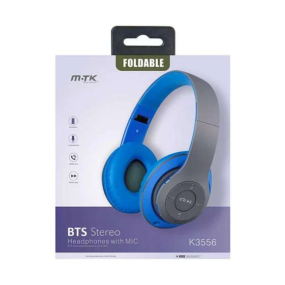 Vincha Bluetooth Stereo M-TK K3556