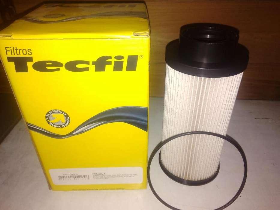 Filtro De Gasoil Tecfil Pec3024 mann Pu 941x