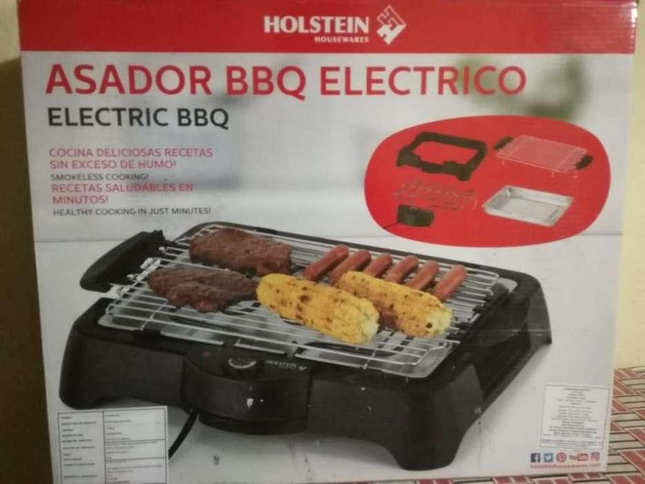ASADOR ELECTRICO BBQ HOLSTEIN