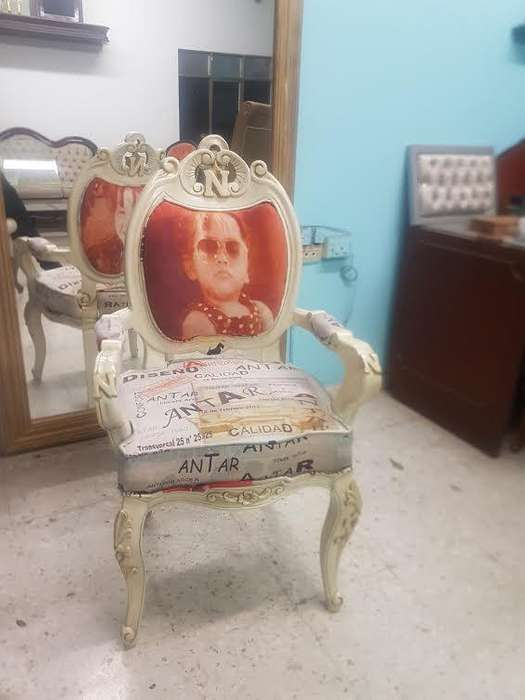 <strong>silla</strong>s personalizadas