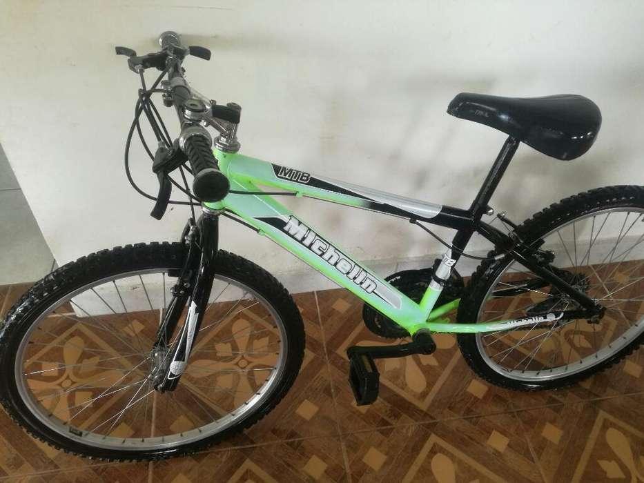 Vendo Bicicleta Marca Michelín