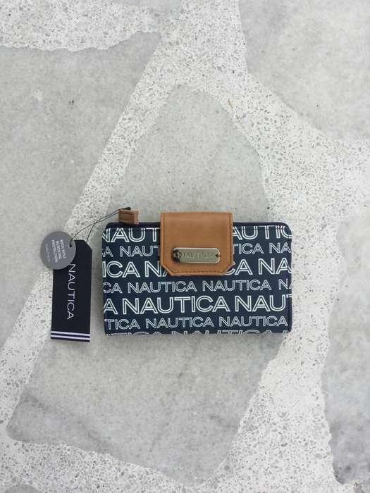 Autentica Billetera Nautica