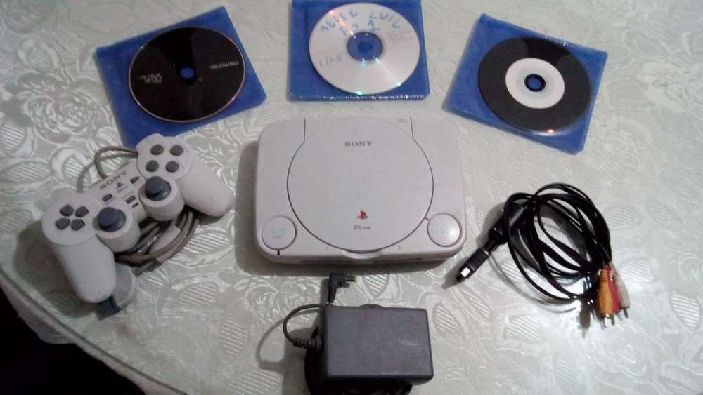 Ps One (play 1) Completo