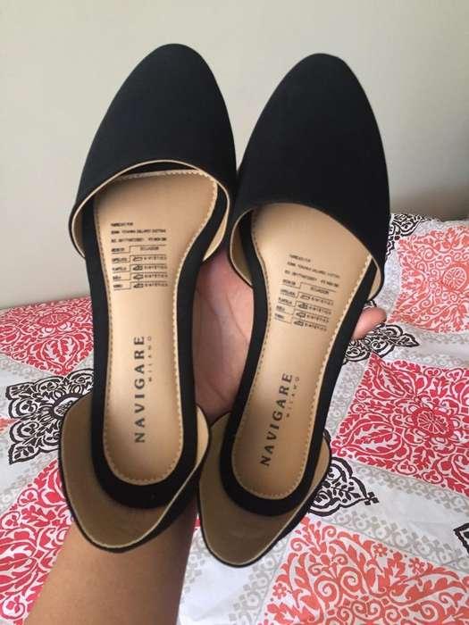 Zapatos Y Blusa