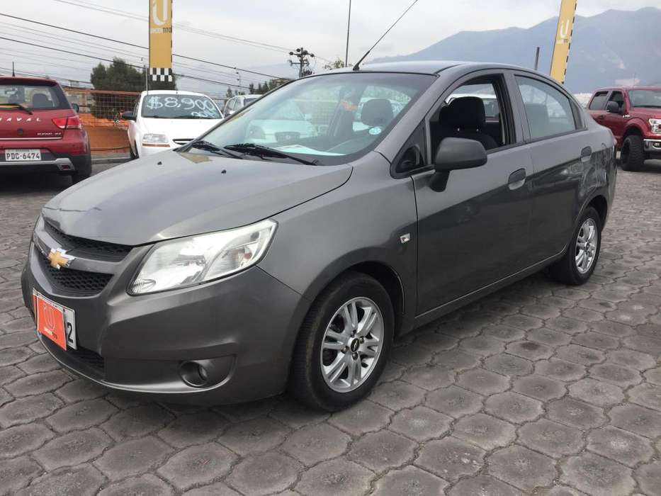 Chevrolet Sail 2014 - 100000 km