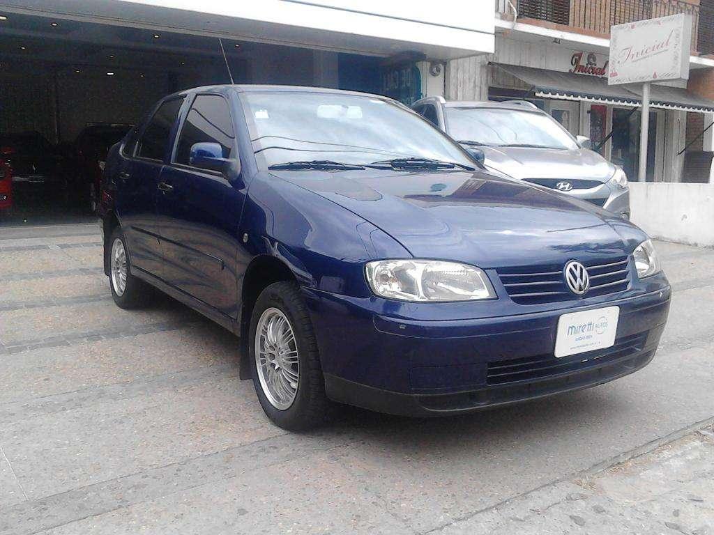 VW Polo 1.6 Classic 2007 - 120.000 y cuotas