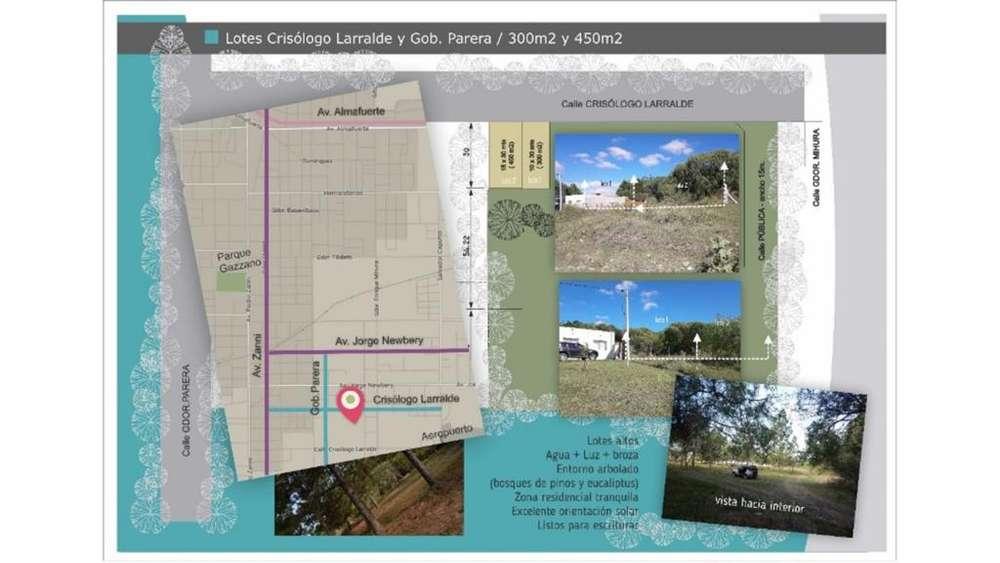 Crisologo Larralde S/N - 590.000 - Terreno en Venta