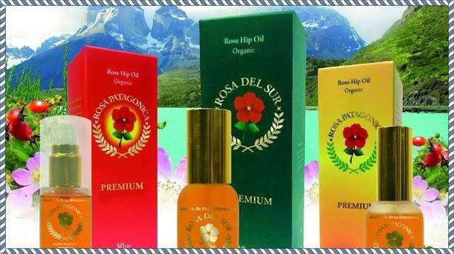 Aceite Organico de Rosa Mosqueta Patagonica Premium, Fabrica
