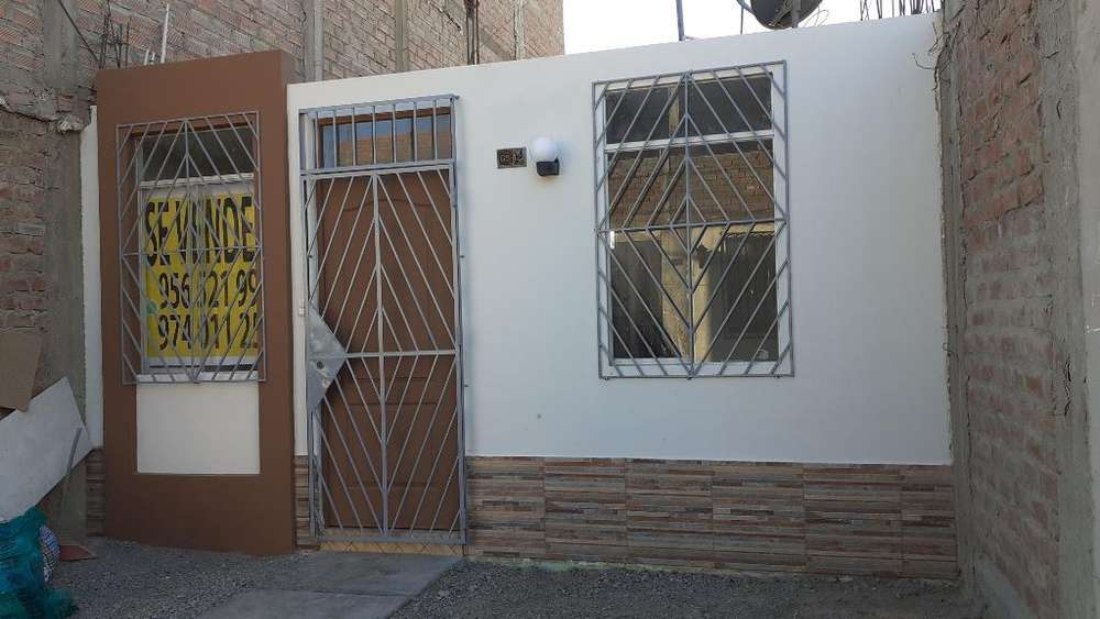 Alquilo <strong>casa</strong> Urb.sol de Ica-los Portales