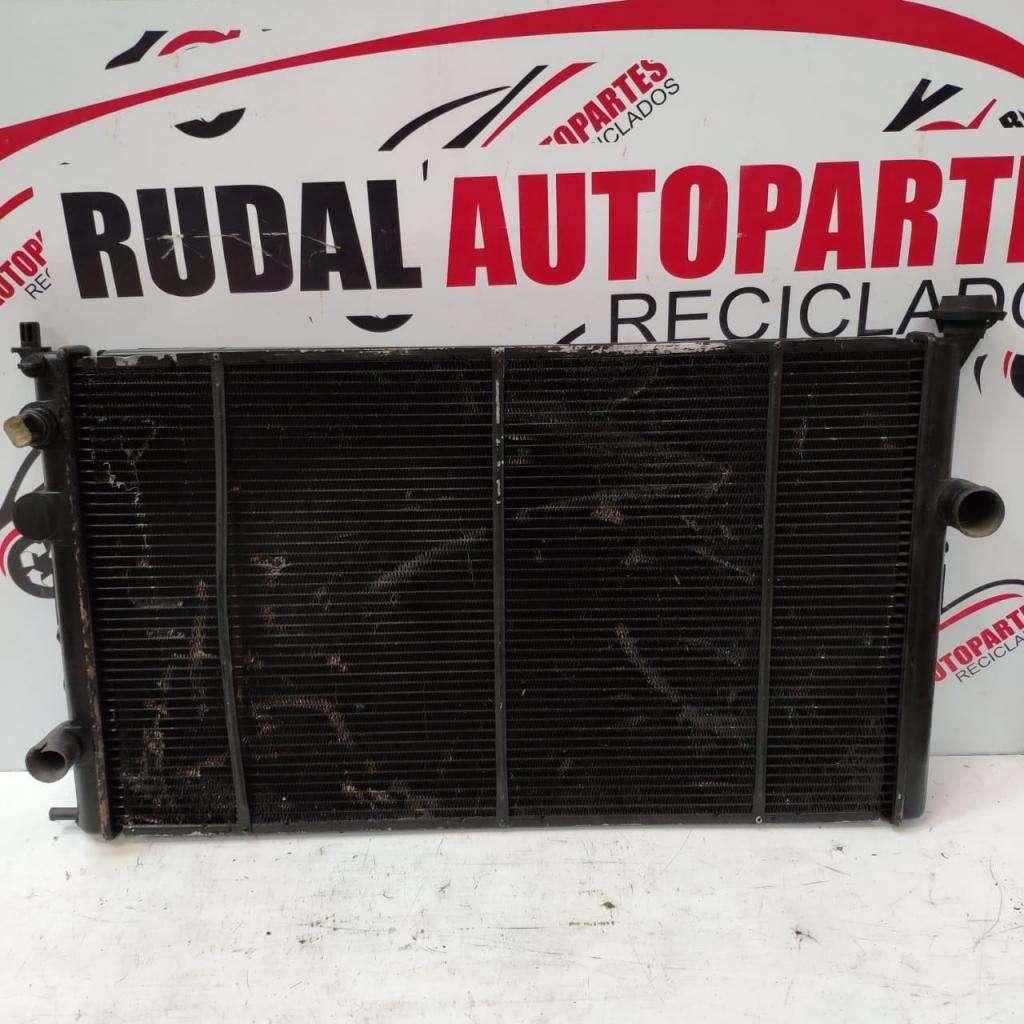 Radiador De Agua Chevrolet Blazer 8360 Oblea:03062655