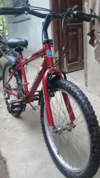 Bicileta Aro 20 Semi Nueva .