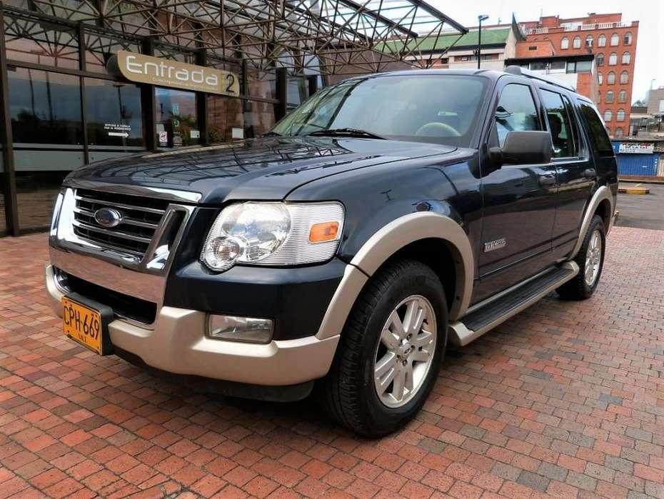 Ford Explorer 2007 - 112000 km