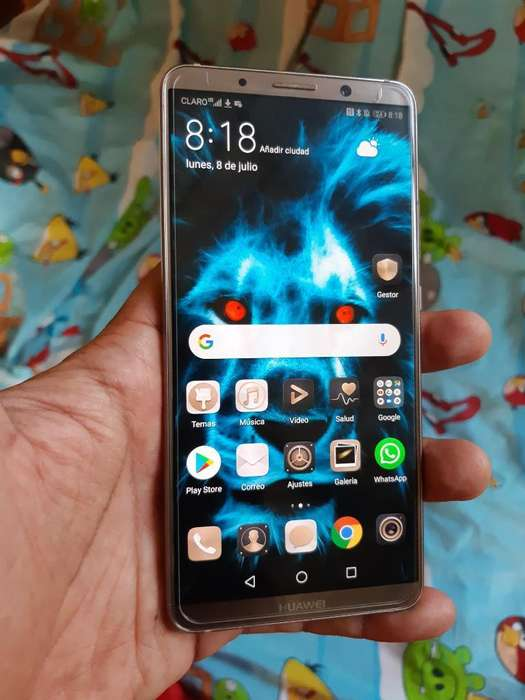Huawei Mate 10 Pro Like New Impecable
