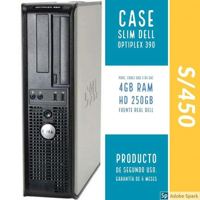 CASE DE LAS MEJORES MARCAS HP,DELL,LENOVO, CORE2,I3,I5,AMD A8