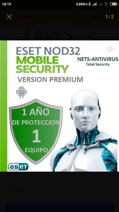 Antivirus para Celulares Android