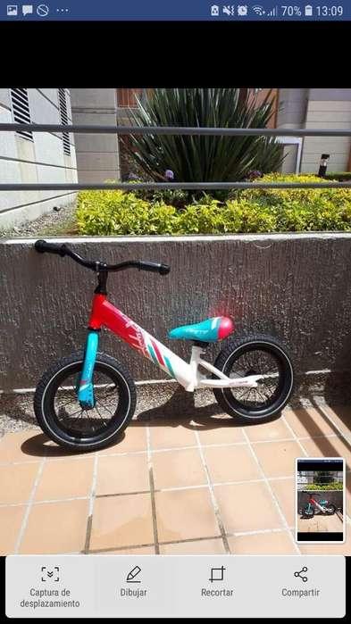 Bicicleta de Iniciacion Gw sin Pedales